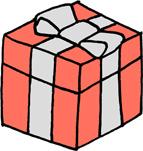 プレゼントボックスイラストフリー素材 誕生日プレゼント クリスマス バレンタイン ピンク